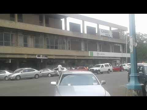 What Is Happening In Harare CBD Now Now