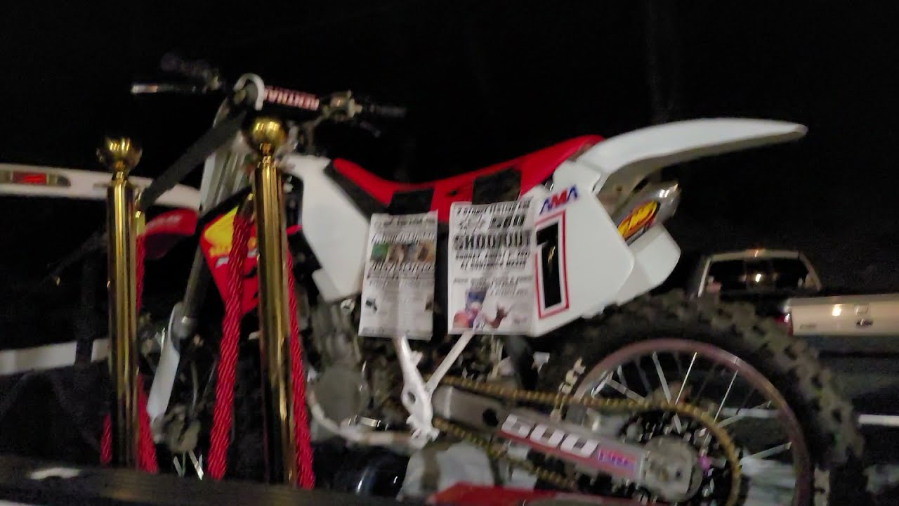 LAST CHANCE! TWO STROKE FESTIVAL STARTS 9 A.M. TOMORROW SUNDAY TIL 5 PM MX338, FREE FOR SPECTATORS!