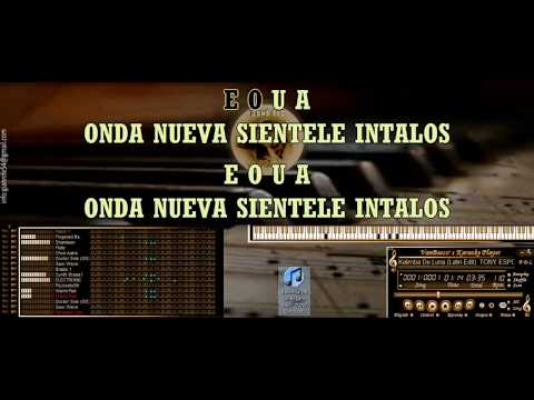 Kalimba De Luna (Latin Edit)  TONY ESPOSITO KARAOKE BASE MIDI [DEMO SOUNDFONT]