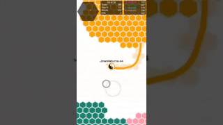 New .io game hexio