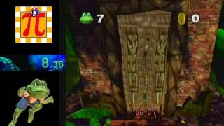 Frogger Beyond (GCN) RainForest 4 Boss Time Attack in 2:03.20