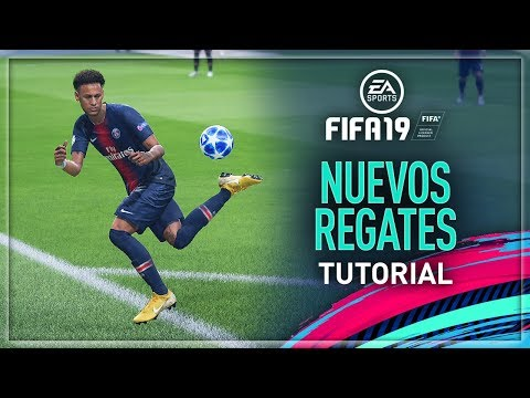 FIFA 19 NUEVOS REGATES - TUTORIAL | NEW SKILLS