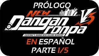 New Danganronpa V3 [Español] - Parte 01 - El comienzo