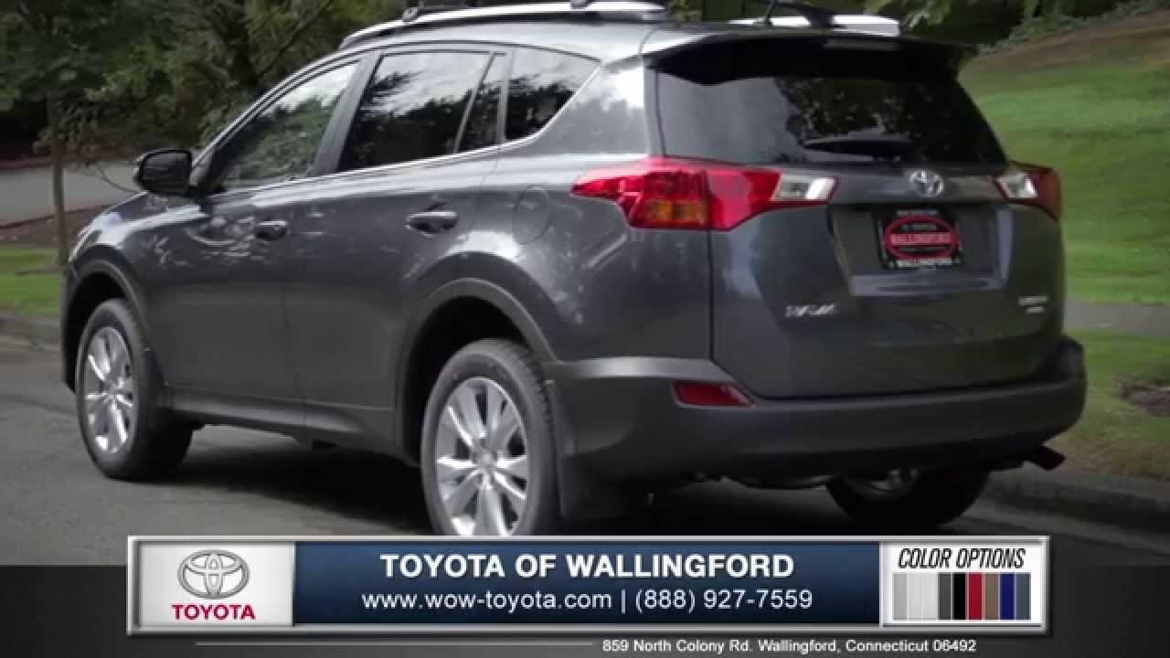 2015 Toyota RAV4 Review | Toyota Of Wallingford   Toyota Dealer Near  Middletown, Ct