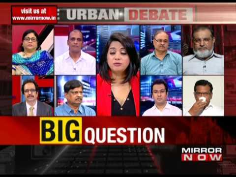 VVIP treatment for politicians in BMC hospitals - The Urban Debate (May 10)