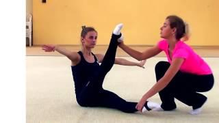 RU   Видео урок 6. Комплекс упражнений общей физической подготовки (СФП 2)