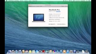 Jak zjistit model svého Maca