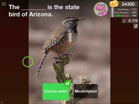 Learn about Arizona: Geography of the United States of America