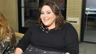 Chrissy Metz Opens Up About Being Plus-Size in Hollywood