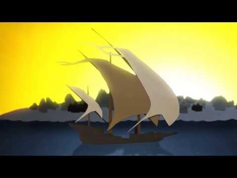 Sindbad & The Diamond Valley – Paper Animation