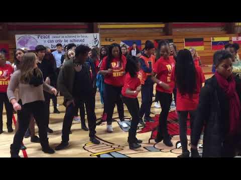 International Festival of Cultural Unity - Tinley Park High School (2017)