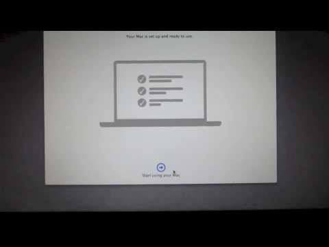 Forgot your Mac Password? Reset it Without Losing Data nor Install Disc (OS X 10.5 and older ...