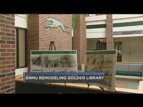 Eastern New Mexico University adding new student success center 10PM