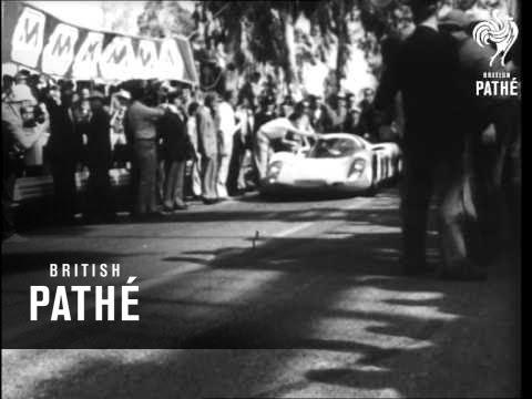 The Targa Florio (1968)