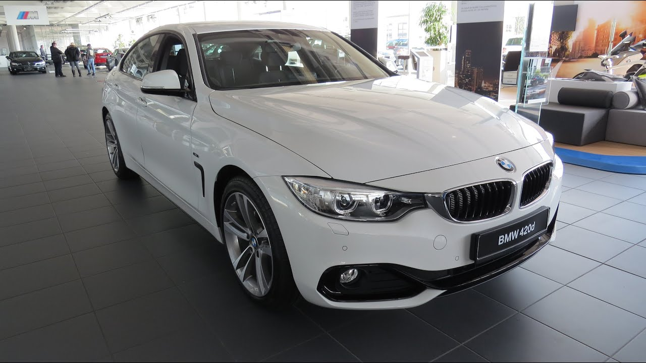 2015 bmw 420d gran coupe sport line f36 youtube. Black Bedroom Furniture Sets. Home Design Ideas