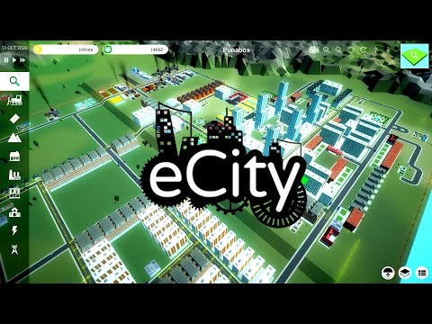 eCity - GamePlay 1.rész