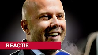 Reactie Slot | Pec Zwolle   Az