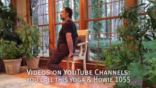 Chair Yoga Warrior Series for Strength & Balance