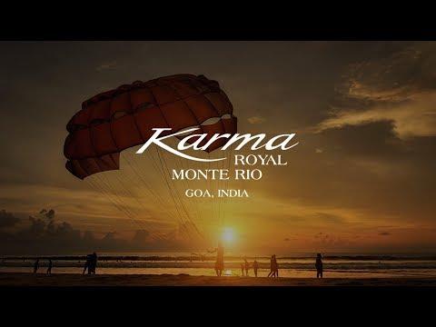 Karma Royal Monterio, Goa, India