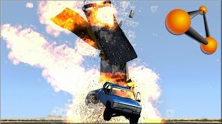 BeamNG Drive Stressed Out #2