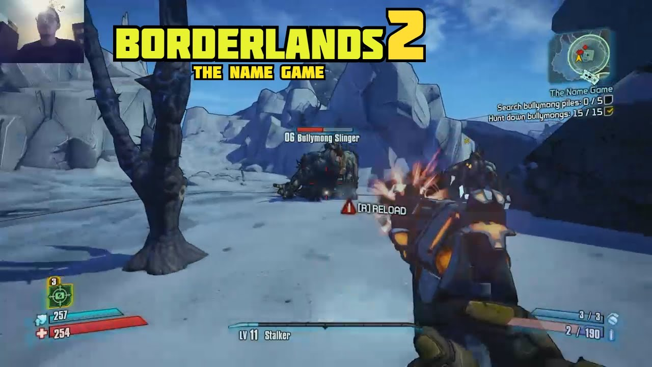 View The Name Game Borderlands 2  Images