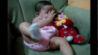 Cute Baby Snot Sneeze