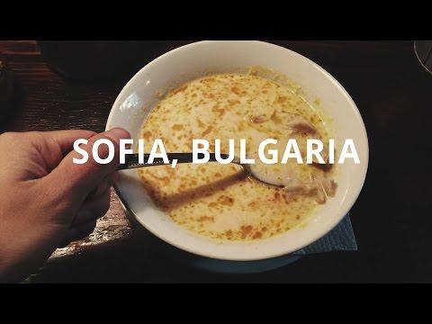 Sofia, Bulgaria - Travel Movie