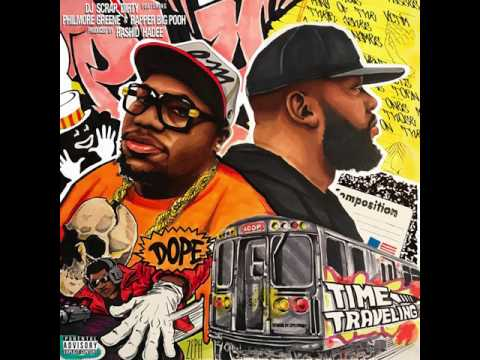 "DJScrap Dirty ""Time Traveling""feat Rapper Big Pooh,Philmore Greene (Prod By Rashid Hadee)"