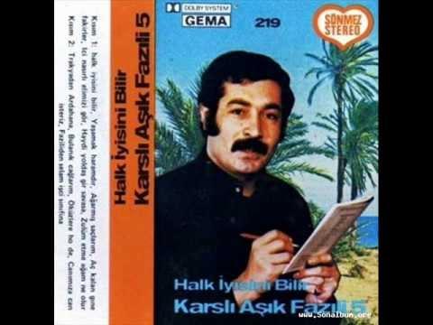 Aşık Fazili - 04 - Fasizmin Bahrini Delmeye Geldim