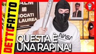 Fare una Rapina su Clubhouse - DETTO FATTO EP. 26 - theShow