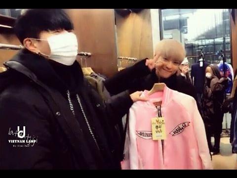 [12022017] [DOB's ParkJin weibo live stream]
