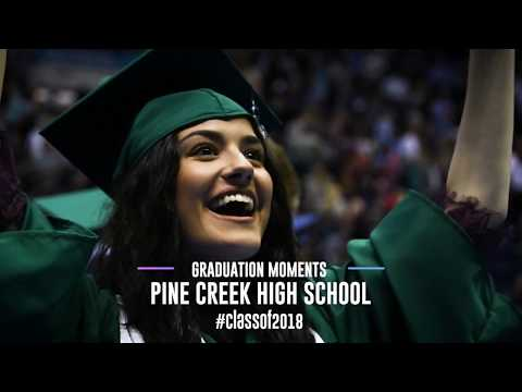 Graduation Moments: Pine Creek High School