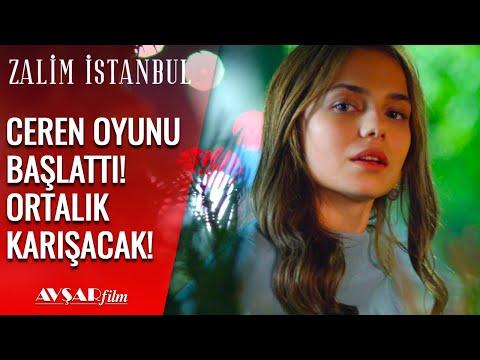 Ceren'in Büyük Oyunu Başladı!🔥 - Zalim İstanbul 37. Bölüm