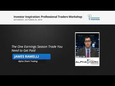 The One Earnings Season Trade You Need to Get Paid | James Ramelli