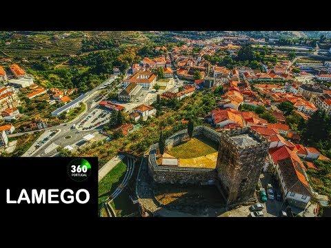 Lamego cidade Histórica do Douro - Portugal