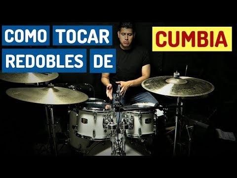 Redobles Para Cantos De Cumbia (Tutorial)