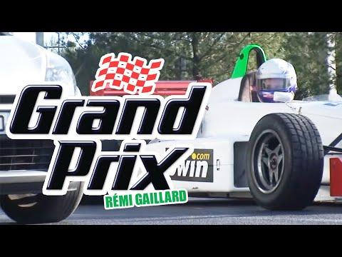 FORMULA ONE RACE (REMI GAILLARD)