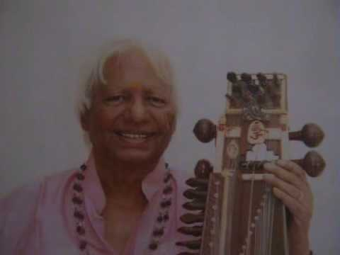 The legendary Sarangi MAESTRO Rt. Ram narayan