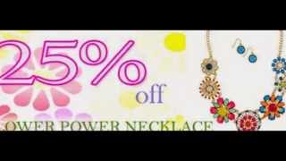 Costume Jewleries Collection - Fashion Necklaces - Ear Rings - Bracelets   The Blingbling Sisters Thumbnail