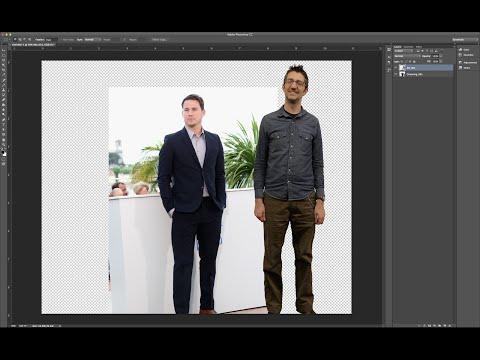 Photoshop Tutorial Master: How To Make It Look Like You're Channing Tatum's Father