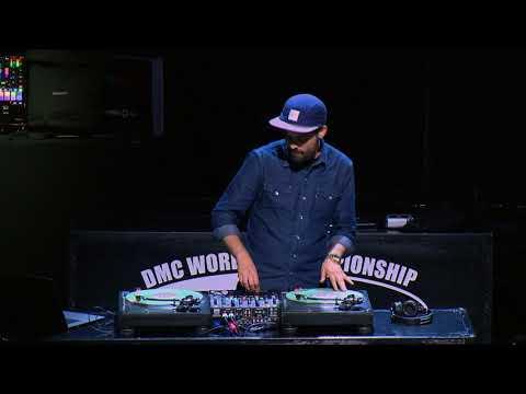 DJ Skillz (France)  - DMC World DJ Championship 2017