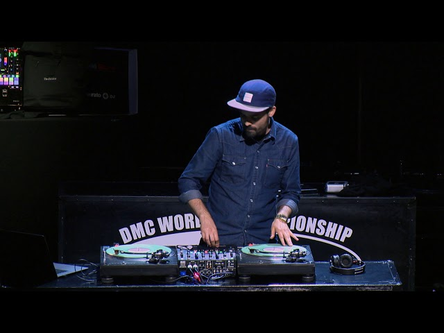 DJ Skillz (France)  - DMC World DJ Championship 2017