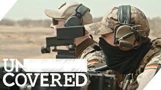 Bundeswehr - Das Leben deutscher Soldaten in Mali | Uncovered mit Thilo Mischke | ProSieben