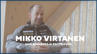 XCTEAMFIN | Uusi valmentaja esittelyssä! | Mikko Virtanen