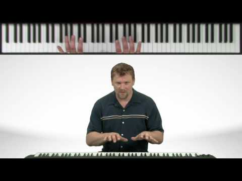 Charlie Brown Linus & Lucy Song Part #2 - Piano Song Lessons