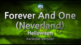 Helloween-Forever And One (Neverland) (Melody) (Karaoke Version) [ZZang KARAOKE]