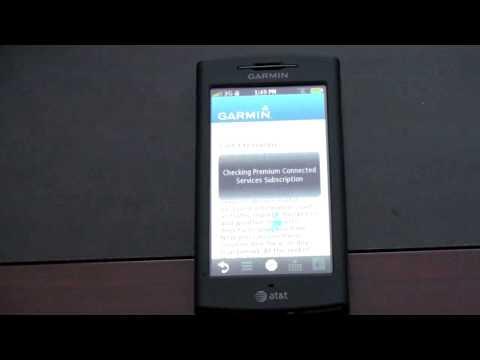 OS Tour: Garmin nüvifone G60