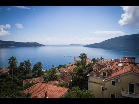 Bay of Kotor, Lovcen NP - Montenegro - September 2014