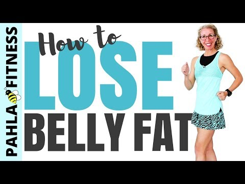 30 Minute Indoor WALKING Workout | The Truth about How to LOSE BELLY FAT | Let's RUN Podcast