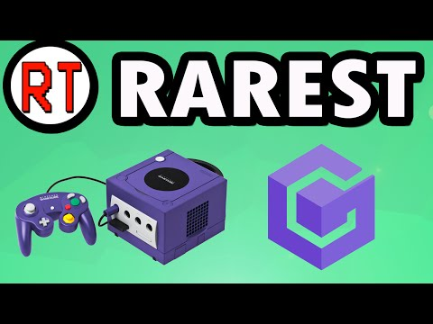 Generate The Rarest GameCube Games Ever Released Images